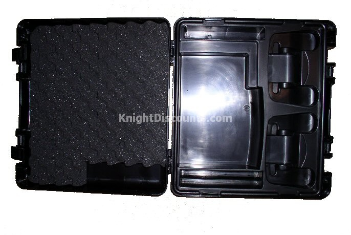 Hard Plastic PS2 Travel Case. Perfect protection for traveling
