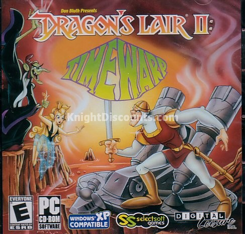 Dragon's Lair II Time Warp