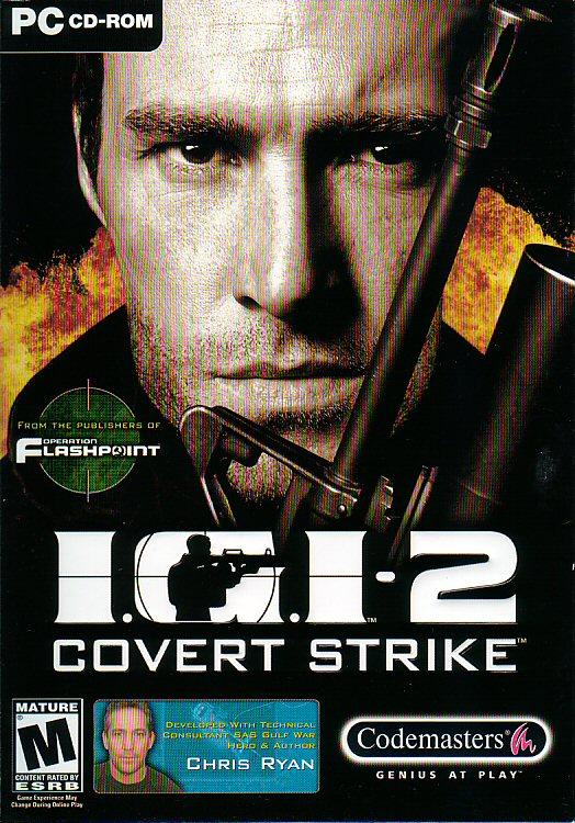 لــعبة الاكشن الاكثر من رائعــة Project IGI 2 Covert Strike Rip ، و على اكثر من سيرفر Gameigi2covertstrike2