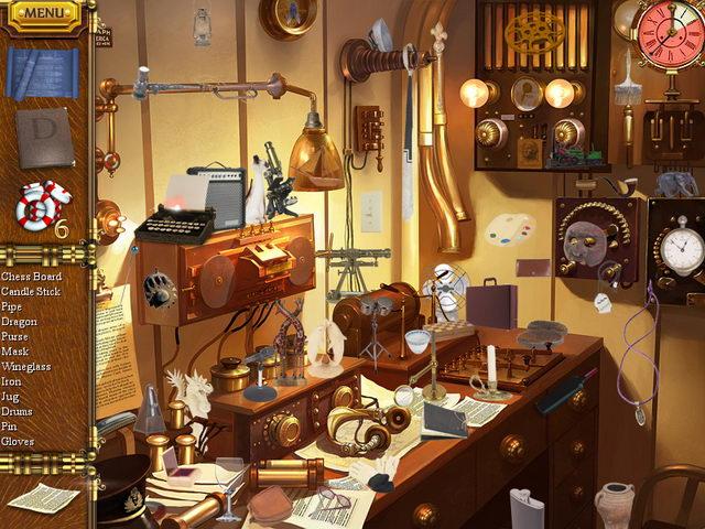 Play 1912: Titanic Mystery > Online Games | Big Fish