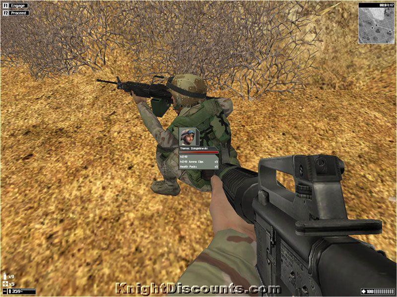 army ranger mogadishu shooter for pc windows combat new sealed 742725267398 ebay