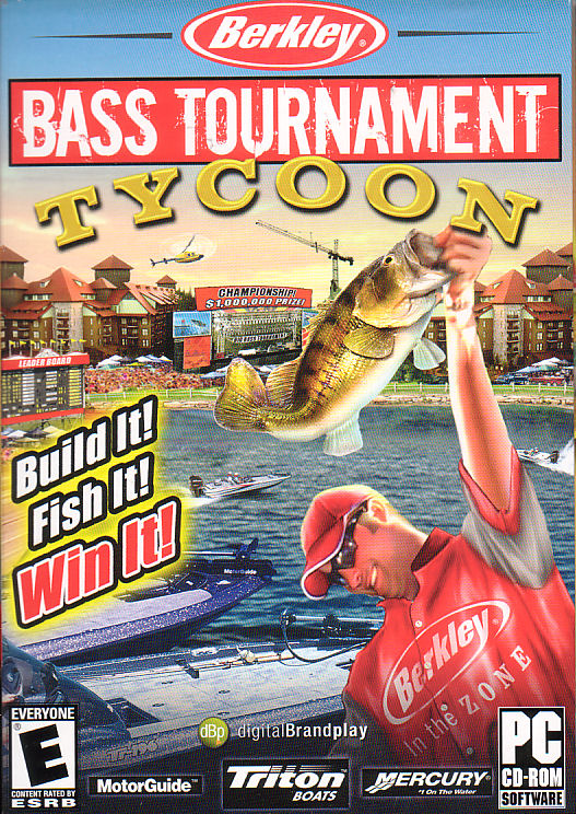berkley bass pc game download