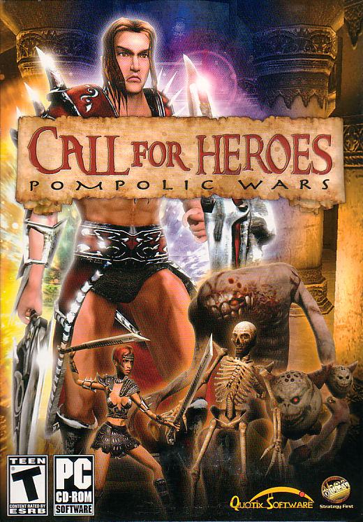 Игра Call for Heroes Pompolic Wars обзор, описание и прохождение