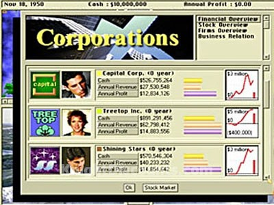 Capitalism plus win95 xp strategy business tycoon for for Capitalism plus