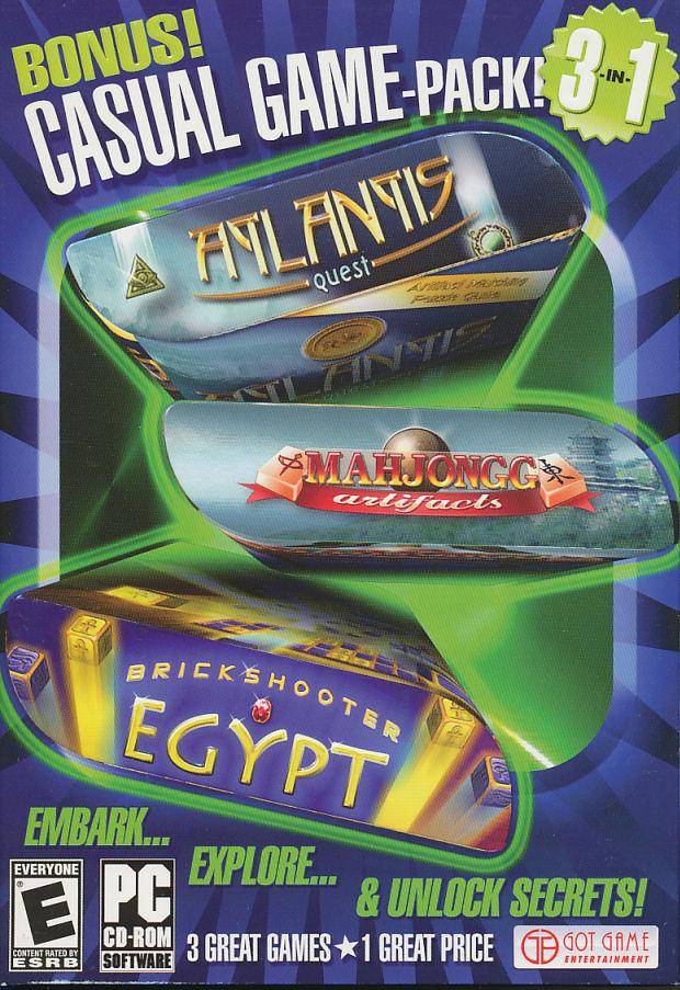 Kids Card Game Atlantis