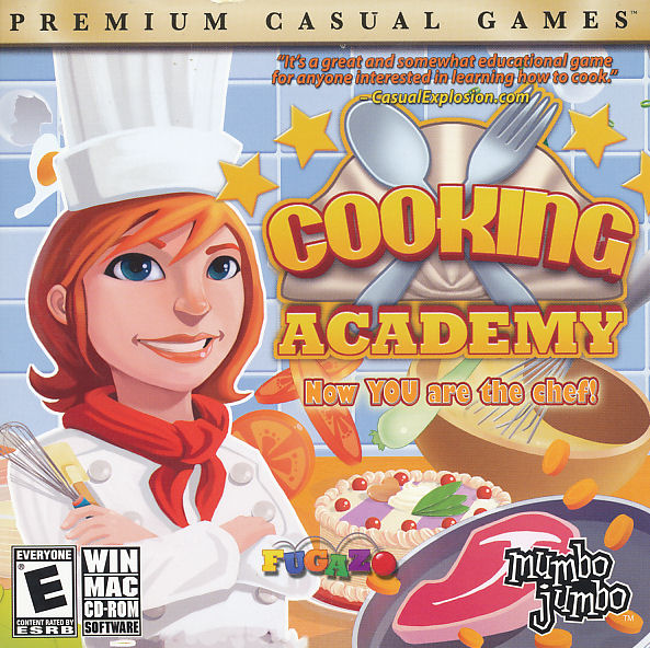 cooking academy online