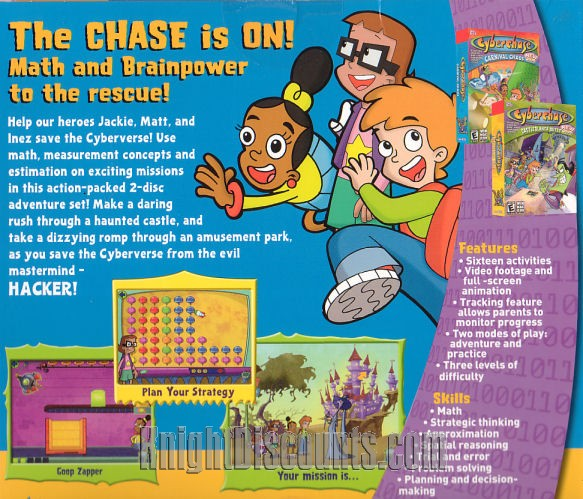Cyberchase Adventures