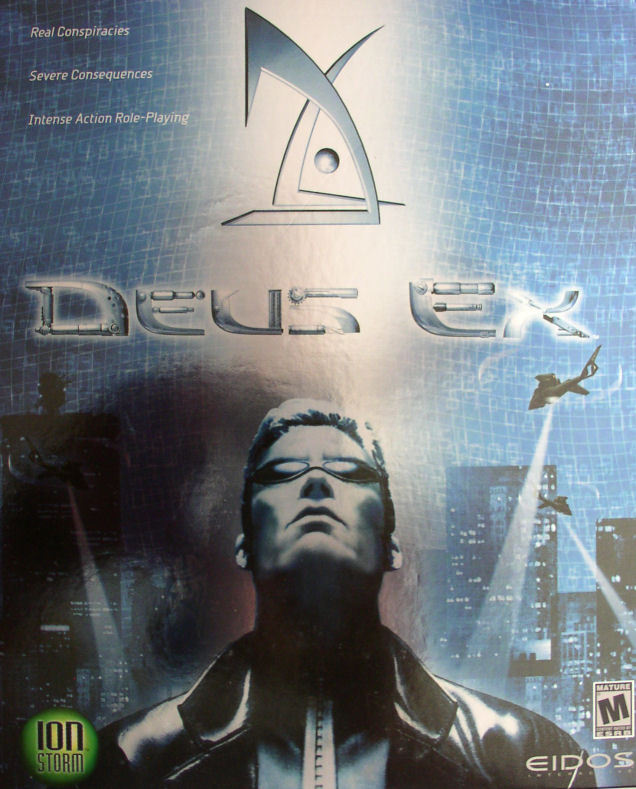Accessories Store Near Me >> Shooter (FPS) - Eidos - Knight Discounts Online Store - Deus Ex (Original)