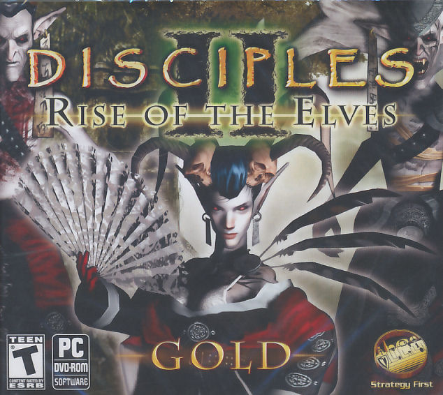 disciples 2 rise of the elves обои: