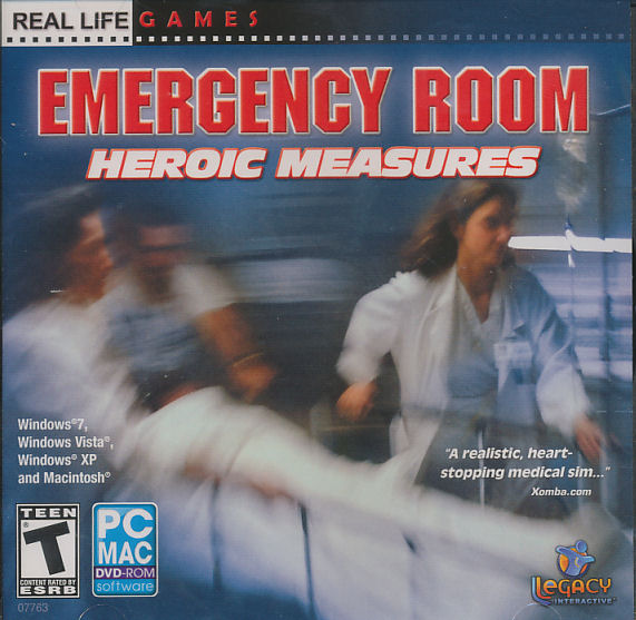 Emergency Room Survival Simulation