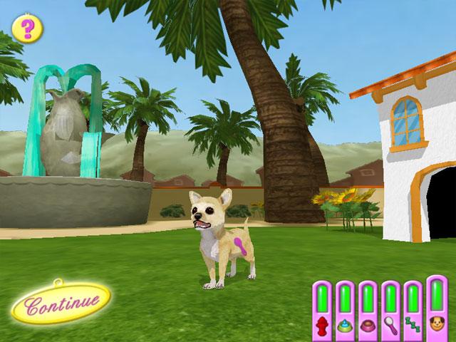 virtual pet games