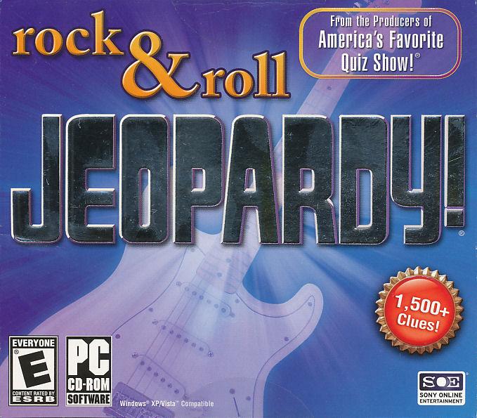 Rock & Roll Jeopardy!   Game Shows Wiki   FANDOM powered ...