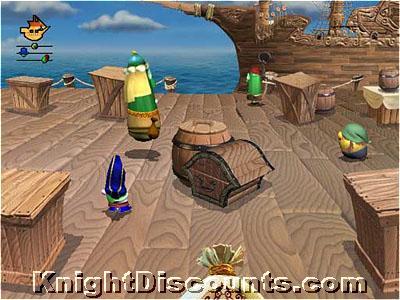 veggietales computer game