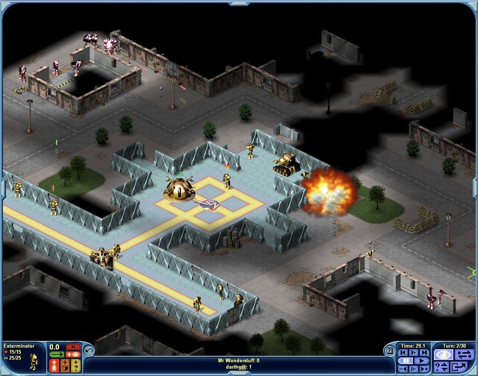 Laser Squad Nemesis (PC/RUS) .