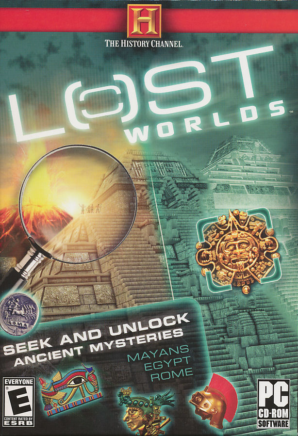 Puzzles-Board Games - Knight Discounts Online Store - Lost Worlds