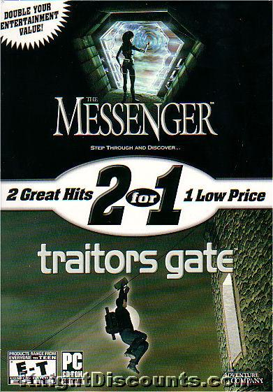 2 for 1: The Messenger & Traitors Gate
