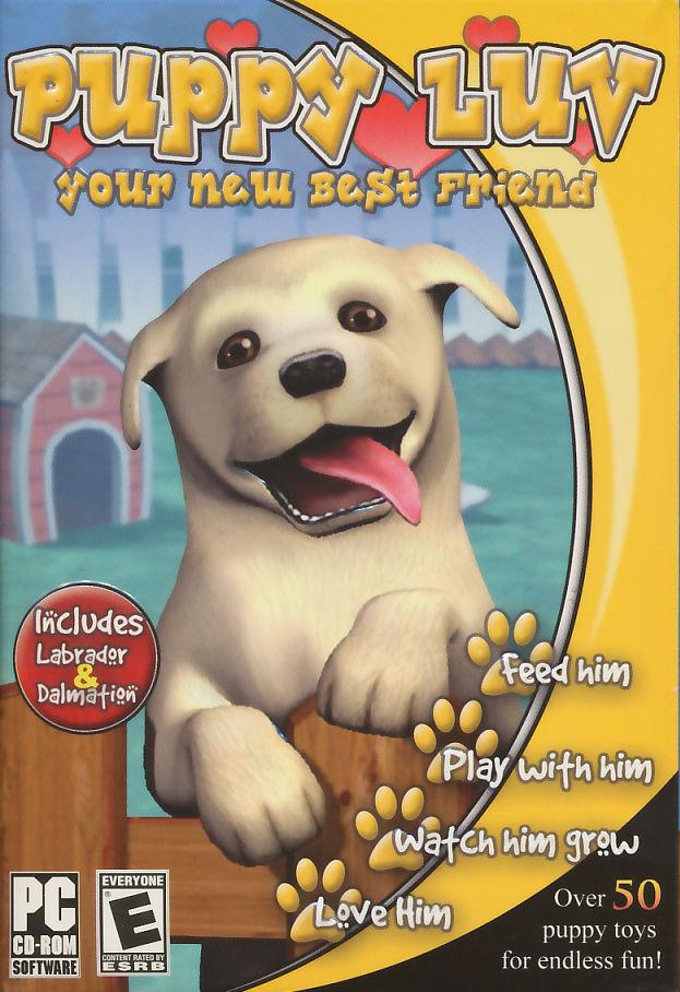 Virtual dog games online no