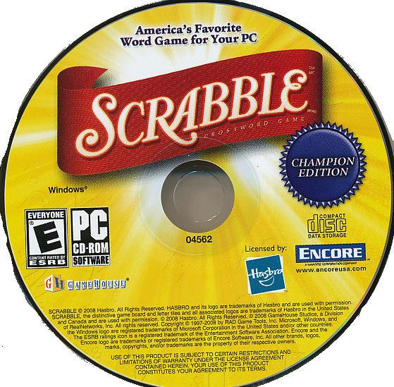 Scrabble: Champion Edition