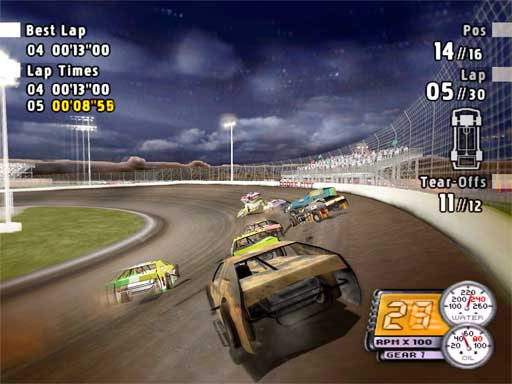 New sprint car game ps3
