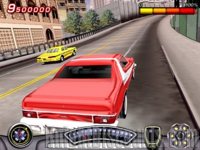 Starsky and Hutch Screenshot (PS2 #30480 large) .