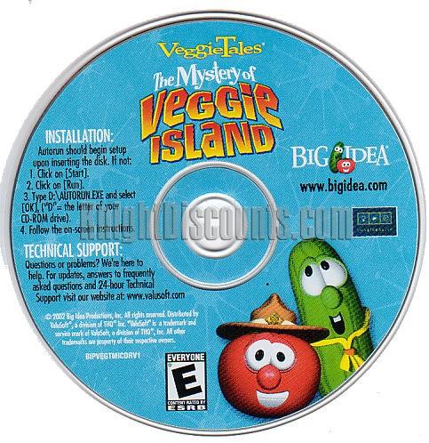 VeggieTales: The Mystery of Veggie Island 2019 pc game Img-1