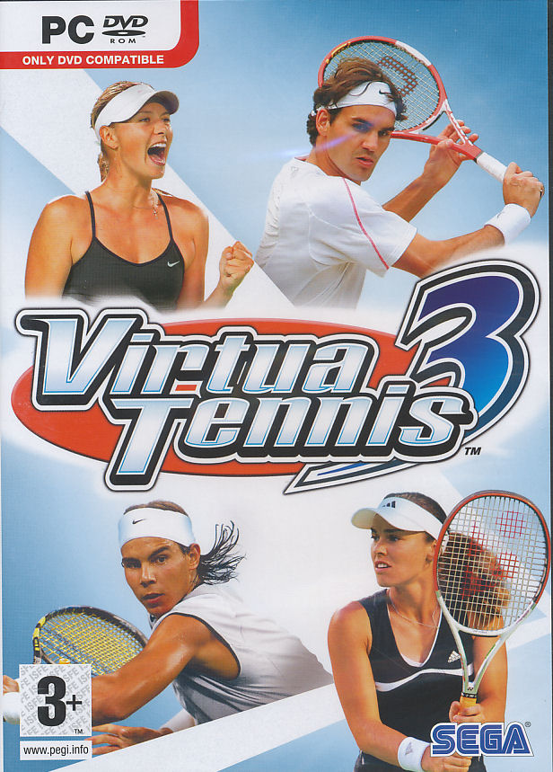 Patch Virtua Tennis 3 Pc