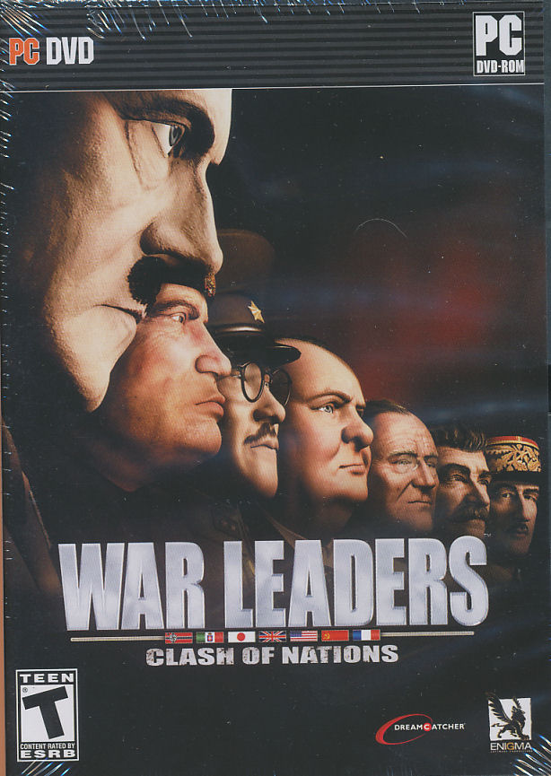 War Leaders Clash Of Nations (Torrent Only)