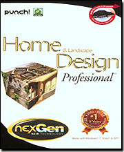 Productivity punch software knight discounts online for Punch home landscape design with nexgen technology