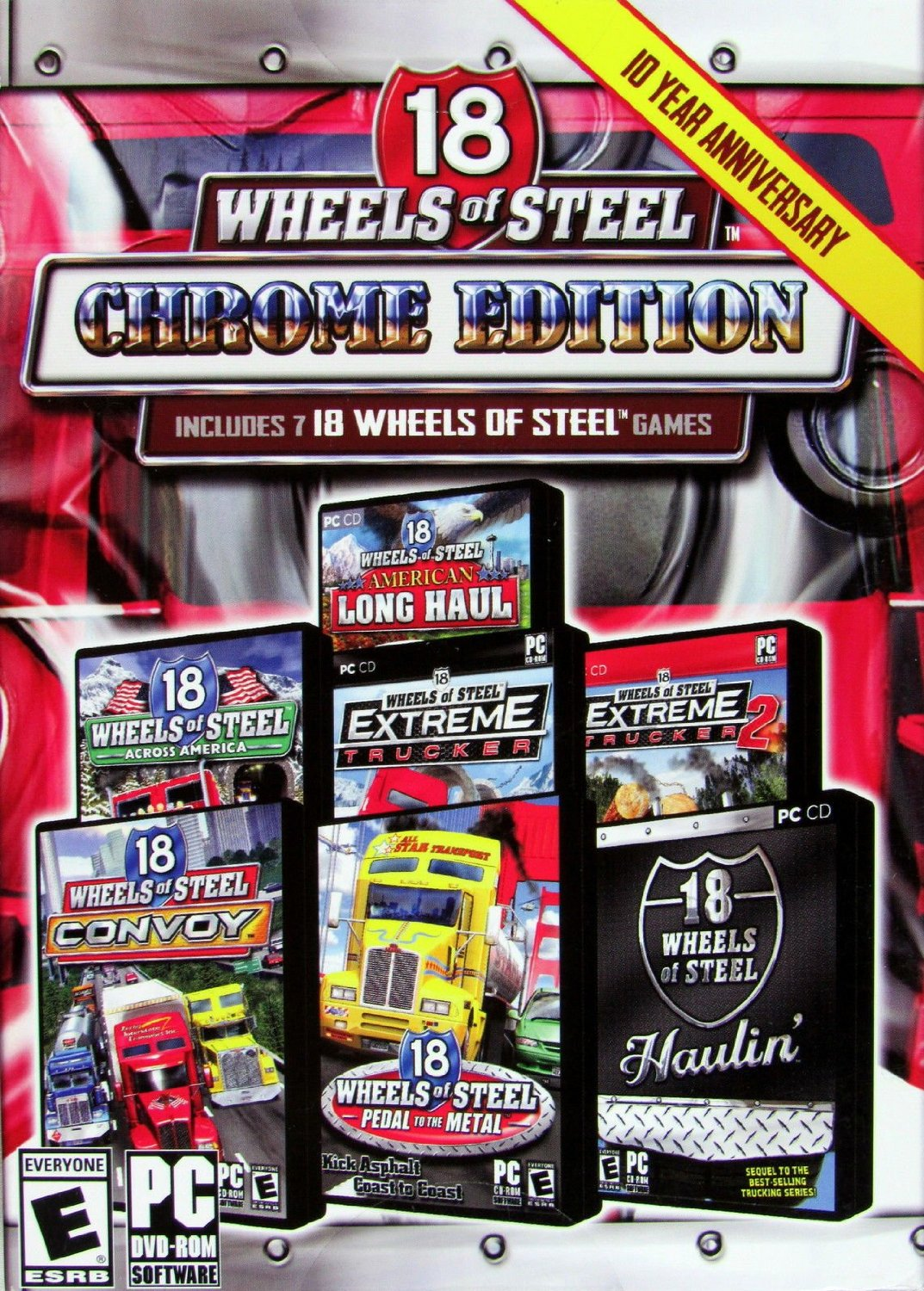 Hard, truck : 18, wheels of, steel - GameSpot Hard, truck 18, wheels, of, steel