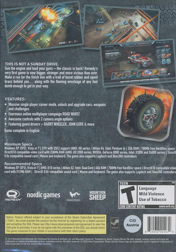 Racing game for windows XP 32 bit