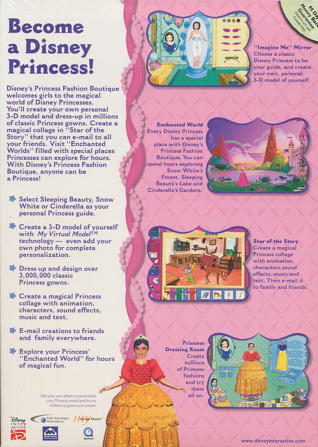 Disney princess fashion boutique online game 14