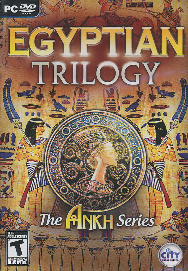 egyptian themed games