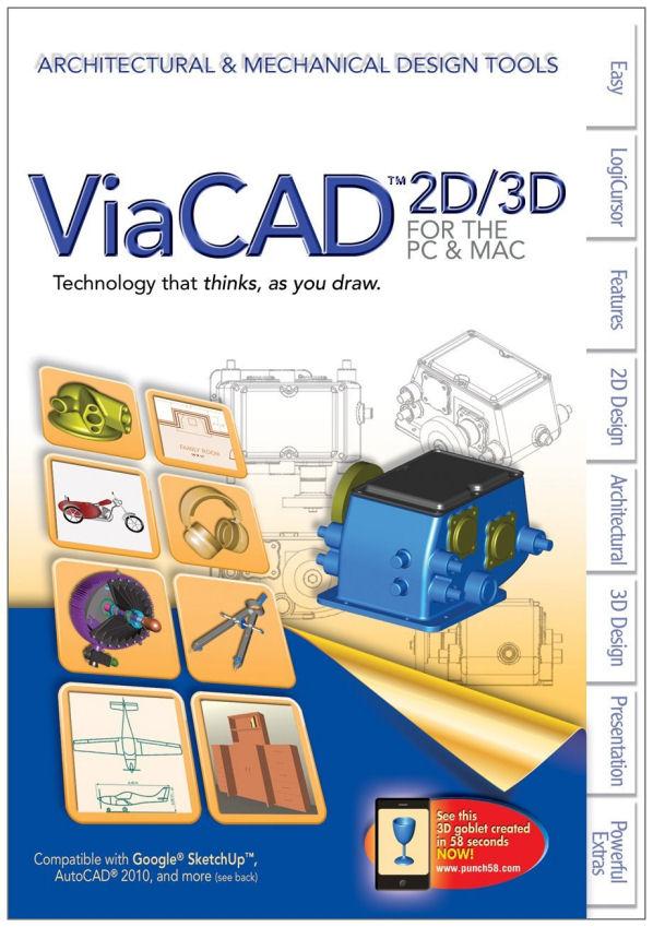 Punch ViaCAD 2D/3D v11 (Download)
