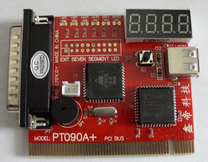 7f0307b5b4af Details about PC & LAPTOP 4Bit Diagnostic Card - US SELLER - LPT USB & PCI  Analyzer POST Tool