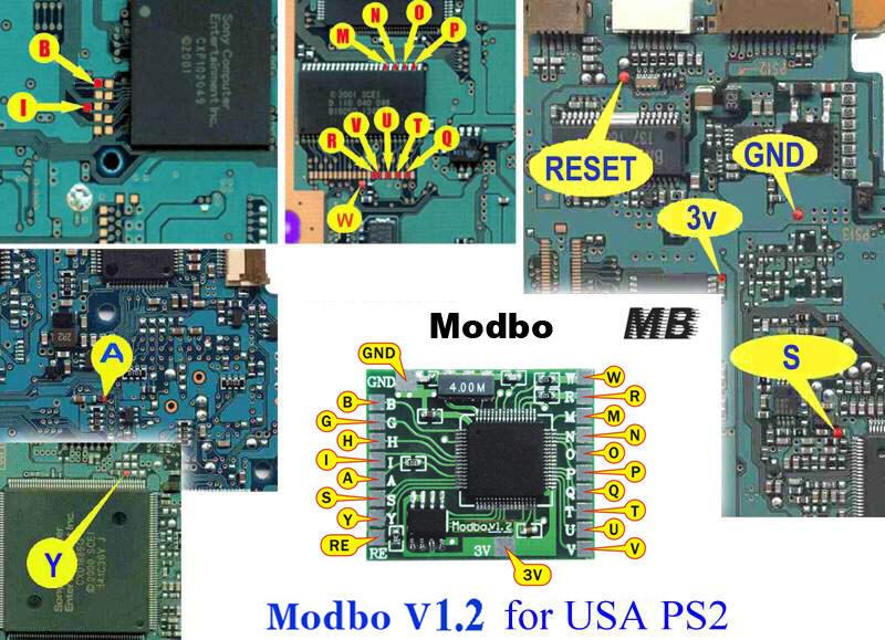Modbo Mod Chip