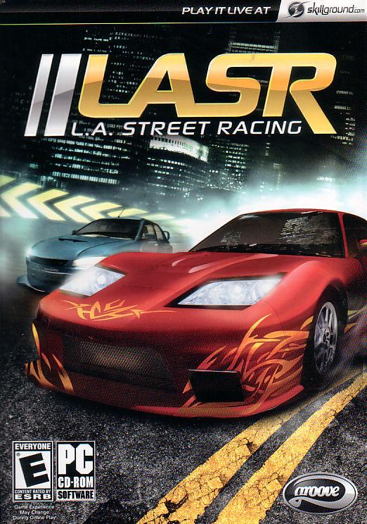 Lasr L A Street Racing La Groove Sim Pc Game New Box
