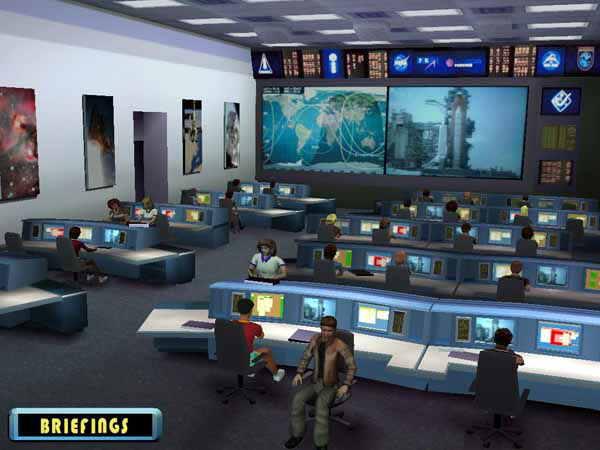 Astronaut simulator 3d- space base jacksonville