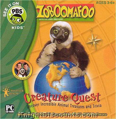 Zoboomafoo 3 Pack