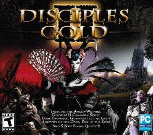 What Genre Is Warriors Into The Wild: DISCIPLES II GOLD 2