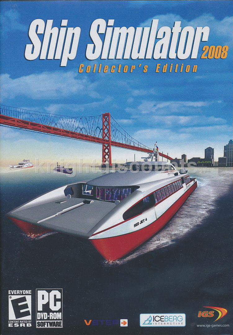 Ship Simulator 2008 (Collector's Edition) 2008 pc game Img-1