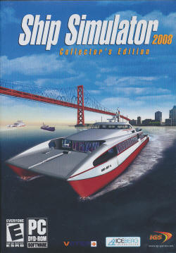 Ship Simulator 2008 (Collector's Edition) 2008 pc game Img-2
