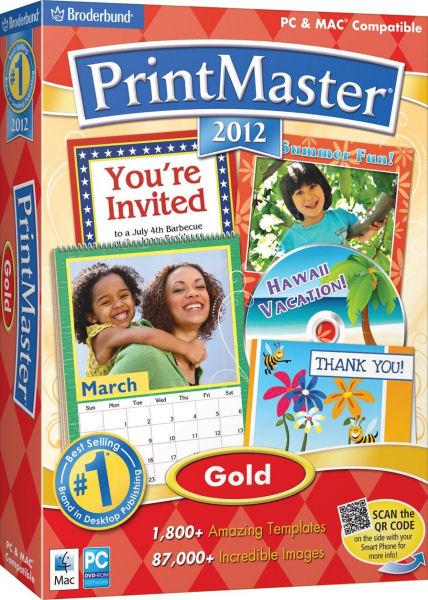 printmaster 2012 gold print master 12 windows amp mac